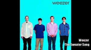 undone the sweater song lyrics undone sweater song weezer lyrics