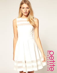 new years dresses for sale asos exclusive mesh insert skater dress 81 81 now 60 90