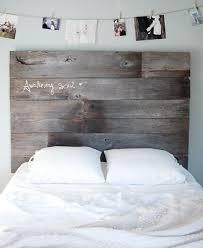 Rustic Bed Headboards by Top 25 Best Homemade Headboards Ideas On Pinterest Rustic