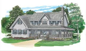 Colonial Style Floor Plans by Colonial Style House Plans Plan 35 438