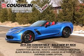 used z06 corvette for sale rick corvette conti archive used 2015 z06 convertible for