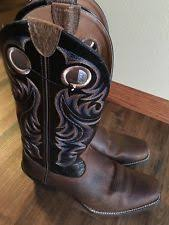 ariat s boots size 12 mens ariat square toe boots size 12 ebay
