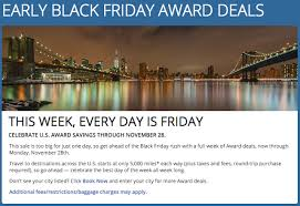 airline tickets black friday delta black friday sale offers awards starting at 5 000 miles