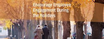 how to boost employee engagement during the season