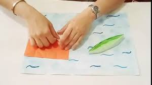 10 origami fish simple and easy paper art crafts for kids and