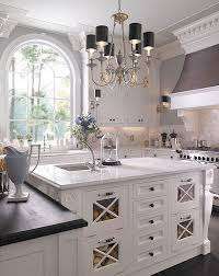 Traditional White Kitchens - white kitchen countertops and cabinets ideas founterior