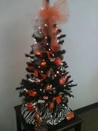 oklahoma state blown glass tree ornament