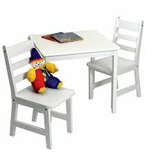 lipper childrens table and chair set lipper international childs square table chairs 3piece set white