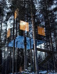 tree hotel sweden treehotel in harads north sweden sweden unique rental