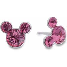 mickey mouse earrings buy mickey mouse stick on earrings for in cheap price on m