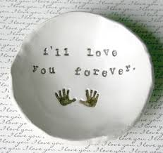 cool mothers day gifts you forever bowl by elmstudiosonline on etsy 18 00