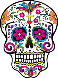 dia de los muertos sugar skull drawing painting workshop