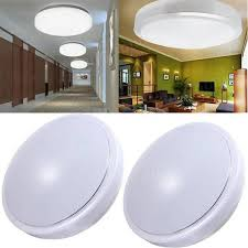 ceiling light with switch 15w pir motion sensor 30 led ceiling light body automatic light