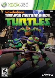 amazon com teenage mutant ninja turtles xbox 360 activision inc
