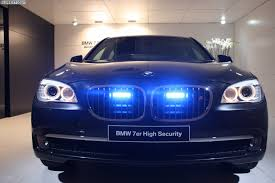 exclusive photos of bmw 760i high security f03