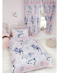 lilac bedroom curtains pink stardust unicorn lined curtains for kids bedrooms