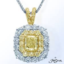 yellow diamond pendant necklace images 45 best diamond fancy color diamond pendants images jpg