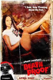 Jungle Film Quentin Tarantino | sydney poitier as jungle julia death proof poster a band apart