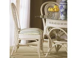 Rattan Kitchen Furniture by Capris Furniture 341 Collection Wicker Rattan Dining Side Chair