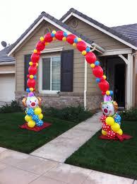 balloon decor of central california arches