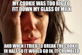 Big Milk Meme - first world problems meme imgflip