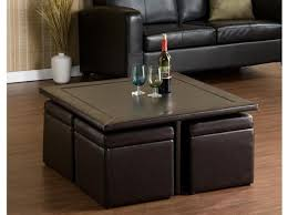 coffee tables ottoman coffee table with storage gratifying