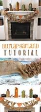 best 20 fall burlap banner ideas on pinterest fall garland