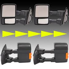 Ford F250 Truck Mirrors - for 1999 2007 ford f250 f350 super duty power heated signal towing