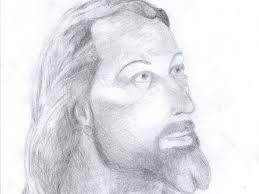 30 magnificent drawings of jesus all new hairstyles