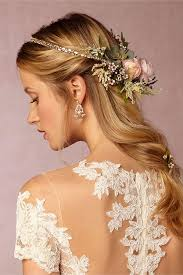 bridal headpiece bhldn 2016 bridal headpieces it s all in the details world of