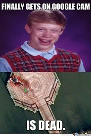 Badluck Brian Meme - bad luck brian strikes again by motohorse meme center