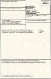 chambre de commerce certificat d origine certificat d origine single window for logistics luxembourg