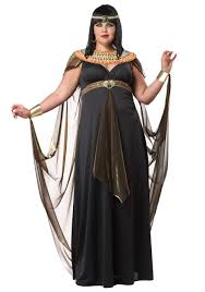 Plus Size Cleopatra Costume Halloween Fun Pinterest