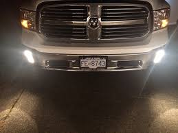 Fog Light Led Bulbs by Led Fog Light Bulbs Installed