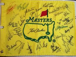 Masters Flag Photo Album