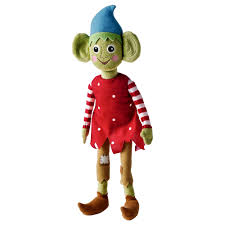 krullig soft toy ikea elf length 13
