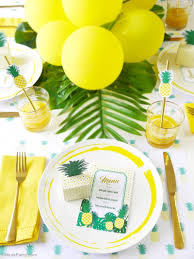 party like a pineapple birthdays party time and ideas party