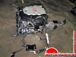 fairlady z engine 350z fairlady z33 engine 6 speed transmission manual rwd ecu