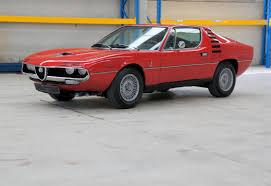 alfa romeo montreal 1973 alfa romeo montreal 2 6 l v8 classic driver market