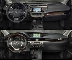 lexus rx interior 2015 2016 lexus es350 review what a difference an engine makes the