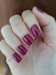 li u0027s simple life sephora collection color hit nail polish red