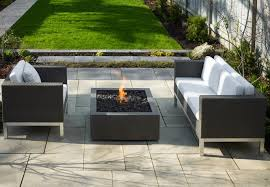 Stone Patio With Fire Pit Patio Designs With A Firepit