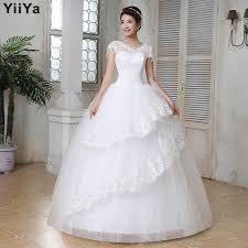 free shipping wedding dresses 2015 white plus size lace wedding