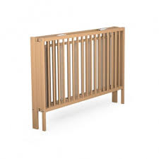 Baby Folding Bed Wooden Folding Bed For Baby Brown Sleeping