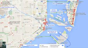Miami Beach Hotels Map by Great Runs In Miami U2013 Great Runs U2013 Medium