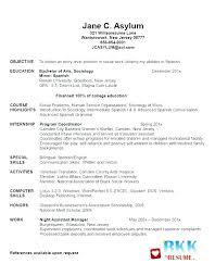 Resume For University Application Sample Resume Sample For University Application Template Resume Resume