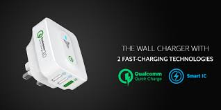 Smartport 3 0 Usb Charger With Qualcomm 3 0 Quick Charge And