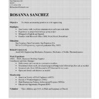 best objective and good summary featuring civil engineer resume