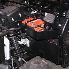 black rhino performance yamaha rhino auxiliary battery kit