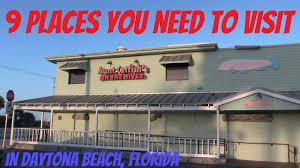 my favorite places in daytona beach florida youtube